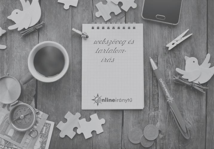 Tartalom-blog-webszövegírás